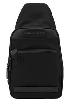 Текстильный рюкзак с одной лямкой Piquadro