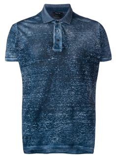 Avant Toi футболка с воротником-поло