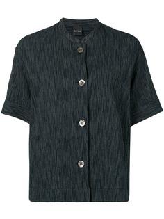 Aspesi жакет-рубашка с укороченными рукавами