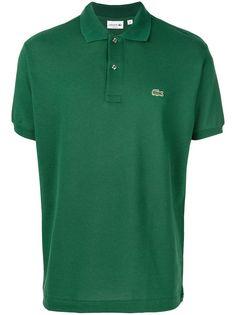 Lacoste рубашка-поло с логотипом