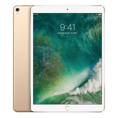 "Планшет APPLE iPad Pro 2017 10.5"" 512Gb Wi-Fi MPGK2/A, 4GB, 512Гб, iOS золотистый"
