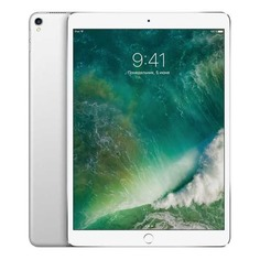 "Планшет APPLE iPad Pro 2017 10.5"" 512Gb Wi-Fi + Cellular MPMF2/A, 4GB, 512Гб, 3G, 4G, iOS серебристый"
