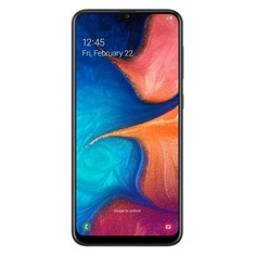 Смартфон SAMSUNG Galaxy A20 32Gb, SM-A205F, черный