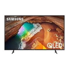 "Телевизор QLED Samsung 55"" QE55Q60RAUXRU титан/Ultra HD/1000Hz/DVB-T/DVB-T2/DVB-C/DVB-S2/USB/WiFi/Sm"
