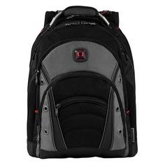 Рюкзак Wenger черный/серый 600635 36x46x26см 26л. 1.56кг.