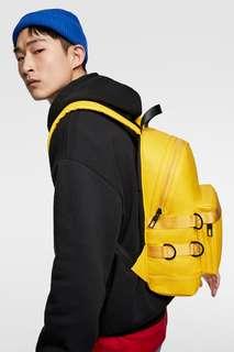 Рюкзак в байкерском стиле Zara