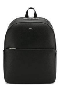 Кожаный рюкзак BOSS