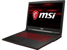 Ноутбук MSI GL73 8RD-446XRU 9S7-17C612-446 (Intel Core i7-8750H 2.2 GHz/8192Mb/1000Gb + 128Gb SSD/No ODD/nVidia GeForce GTX 1050 Ti 4096Mb/Wi-Fi/Bluetooth/Cam/17.3/1920x1080/DOS)