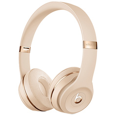 Наушники Bluetooth Beats Solo3 Wireless Satin Gold