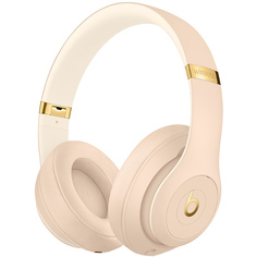 Наушники Bluetooth Beats Studio3 Wireless Desert Sand (MTQX2EE/A)