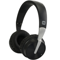 Наушники Bluetooth с MP3 Harper HB-418 Black