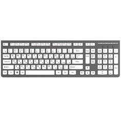 Клавиатура проводная RSQ RSQ-KBWD-002-GR