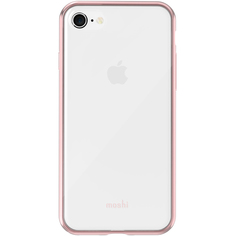 Чехол Moshi Vitros для iPhone 7/8 Clear Pink