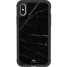 Чехол для iPhone White Diamonds Tough Marble Case Black для iPhone XS