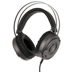 Игровые наушники A4Tech G520 Black/Grey