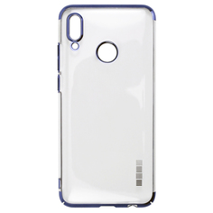 Чехол для сотового телефона InterStep Decor ADV для Huawei P Smart 2019, Blue