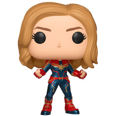 Фигурка Funko POP! Bobble:Marvel:Captain Marvel:Captain Marvel