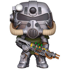 Фигурка Funko POP! Vinyl: Games: Fallout S2: T-51 Power Armor
