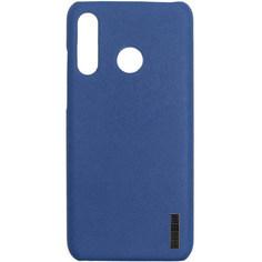 Чехол для сотового телефона InterStep Shugra ADV д/Huawei P30 Lite, Blue