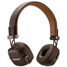 Наушники накладные Bluetooth Marshall Major III Bluetooth Brown
