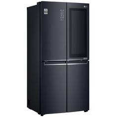 Холодильник многодверный LG GC-Q22FTBKL