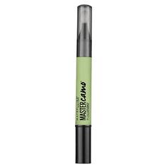 Консилер для лица MAYBELLINE MASTER CAMO цветокорректирующий тон зеленый