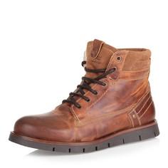 Ботинки Рыжие ботинки на сплошной подошве Respect
