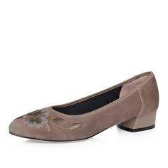 Туфли-лодочки на низком каблуке Respect