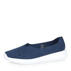 Туфли Синие комфортные туфли Respect