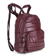 Рюкзаки Бордовый рюкзак из текстиля Rio Fiore