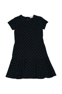 Платье трикотажное Monnalisa Bimba