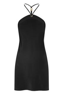 Пляжное платье Caprio черное Agent Provocateur