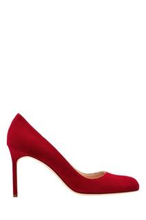 Красные туфли BB Manolo Blahnik