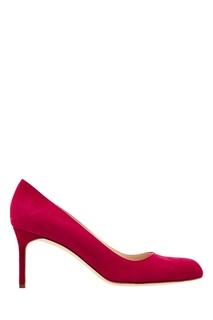 Розовые туфли BB Manolo Blahnik