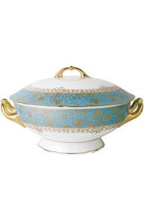 Супница eden turquoise Bernardaud
