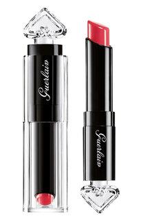 Помада для губ la petite robe noire, 063 розовая пуговичка Guerlain