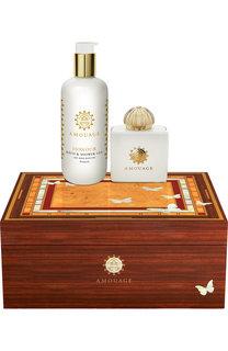 Набор honour: парфюмерная вода + молочко для тела
