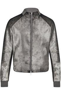 Куртка на молнии Louis Vuitton