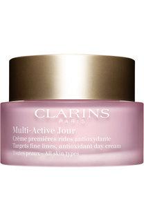 Дневной крем при первых возрастных изменениях для всех типов кожи Clarins