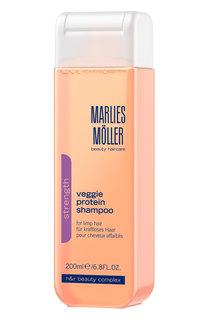 Шампунь для ослабленных волос  Marlies Moller