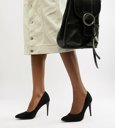 Туфли-лодочки на высоком каблуке New Look - Черный