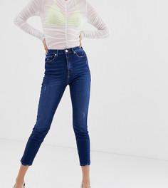 Темные джинсы скинни River Island - Синий