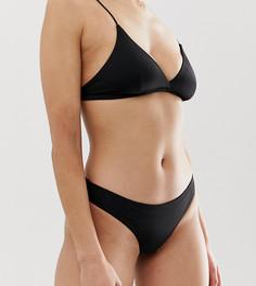 Черные плавки бикини Weekday - Черный