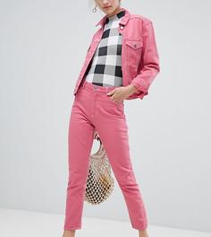 Розовые джинсы от комплекта Monki - Розовый