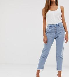 Выбеленные джинсы Missguided wrath - Синий