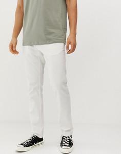 Облегающие брюки кремового цвета с 5 карманами Esprit - Кремовый