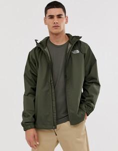 Зеленая куртка The North Face Quest - Зеленый