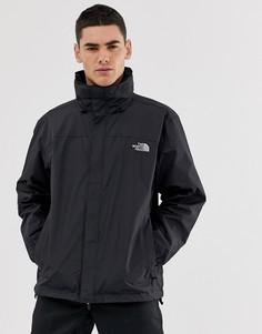 Черная куртка The North Face Resolve - Черный