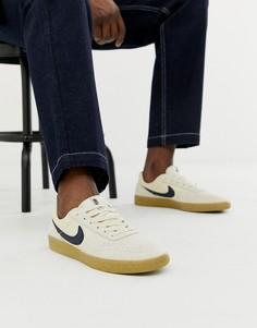 Желтые кроссовки для скейтборда Nike SB Team - Желтый