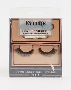 Накладные ресницы Eylure Luxe Lashes Cashmere No.6 - Черный